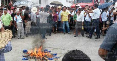 Banderas quema