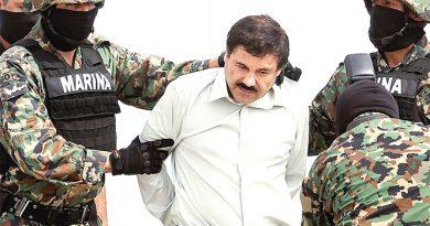 Captura El Chapo