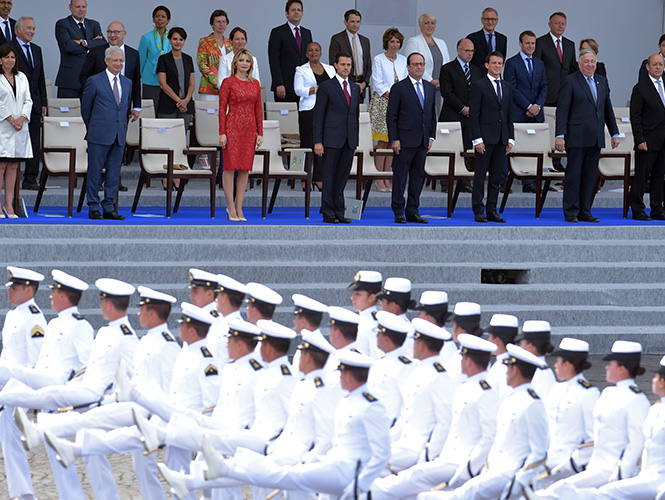 Desfile Francia