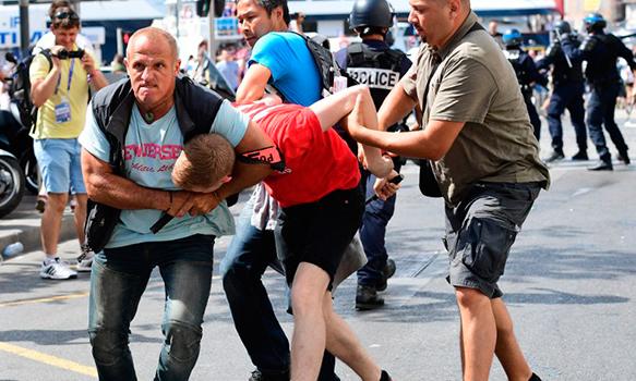 Eurocopa Hooligans
