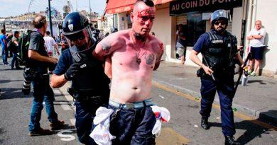 Eurocopa violencia