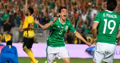 Liderato TRI Selección México