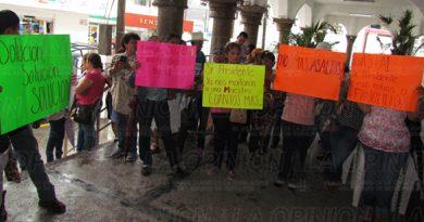 Manifestación-Ayuntamiento-Tuxpan
