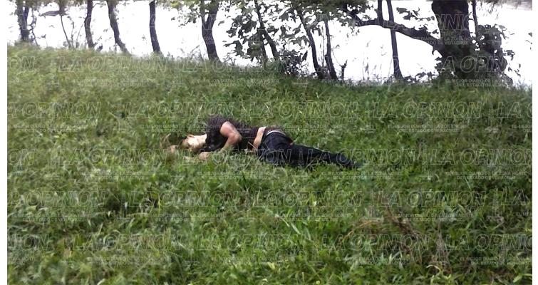 Muerto en río