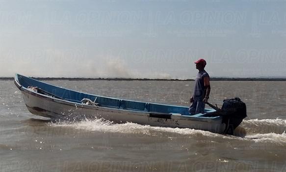 Pescadores veda camarón