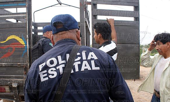 Policía-Estatal