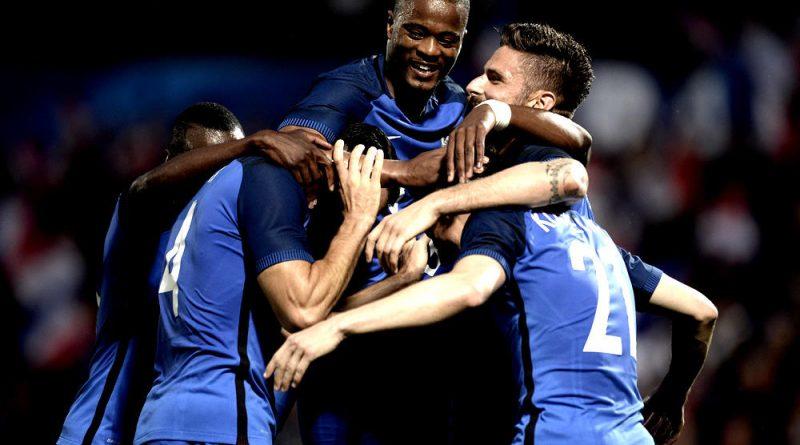 Selección-Francia