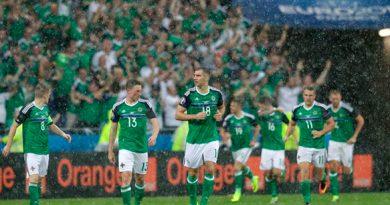 Selección Irlanda