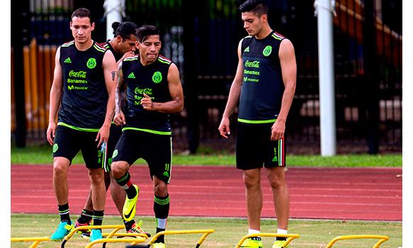 Selección México TRI
