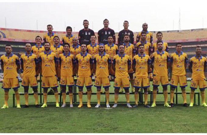 Tigres uniforme