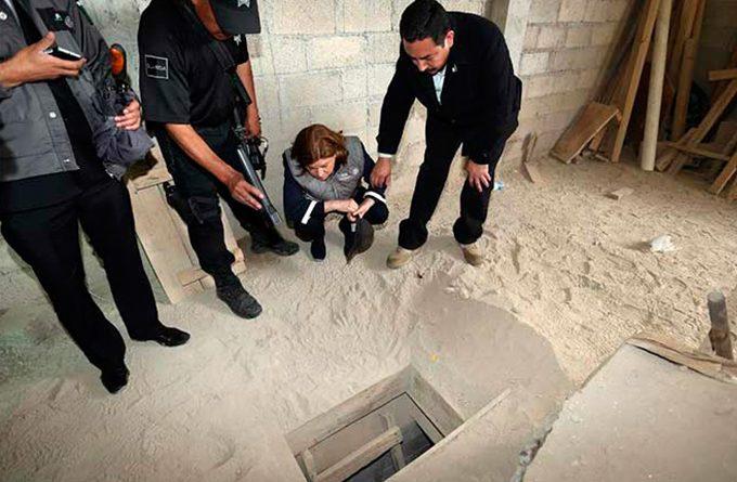Tunel Chapo