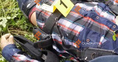 muerto enfrentamiento Guerrero