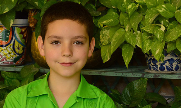 Pianista de 10 años