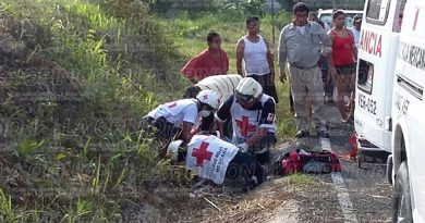 Accidente Álamo