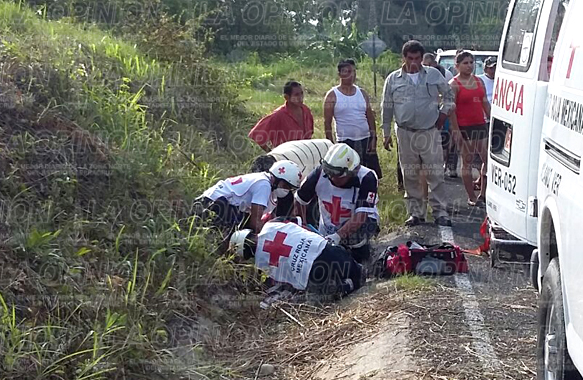 Accidente Álamo