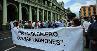 Manifestación-pensionados