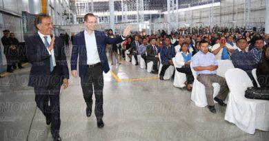 Visita Miguel Ángel Yunes al gobernador de Querétaro