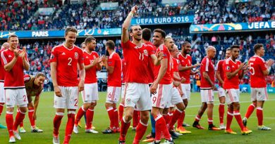 Selección-Gales