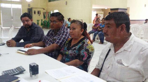Obras federales Tihuatlán