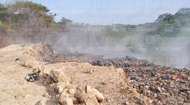 Basurero Contaminación papantecas