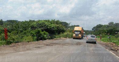Carretera Tuxpan Tampico