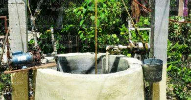 Contaminación Pozos Papantla enfermedades
