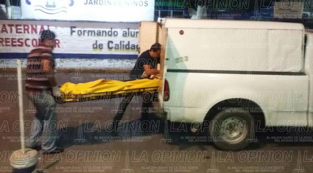 Ejecutan a taxista Poza Rica