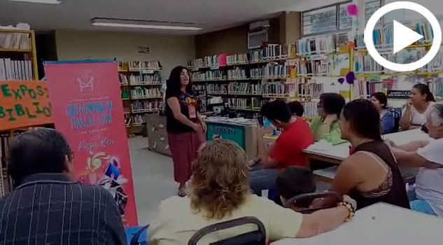 Realizan Festival de narración a pesar de la lluvia