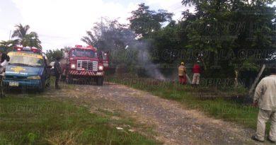 Incendio Batería de Pemex