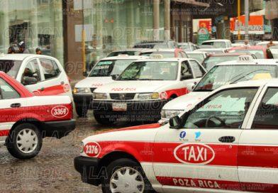 UBER en Poza Rica, taxistas se oponen