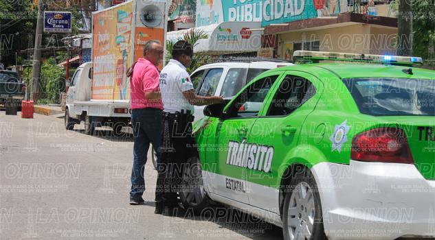 Verificación vehicular Poza Rica