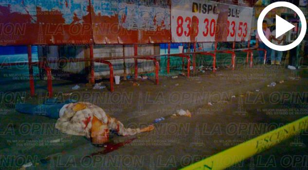 asesinado parada autobuses