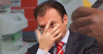 Abandona Videgaray la Secretaría de Hacienda