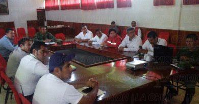 Actualizan información de municipios veracruzanos
