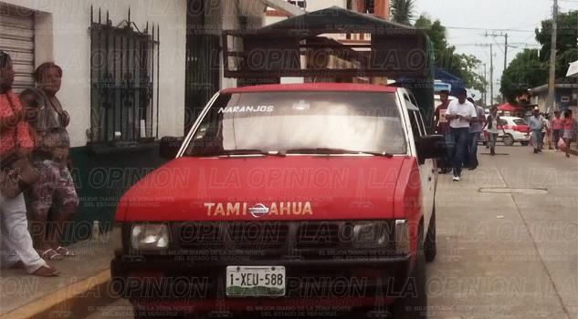 Dejan trabajar vehículos ilegales