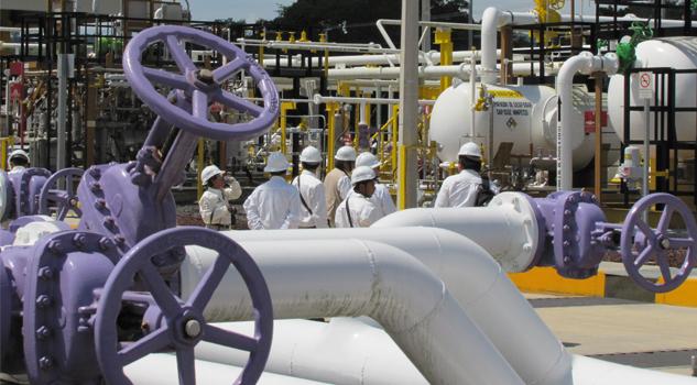 Conflicto por gasoducto Tuxpan-Tula