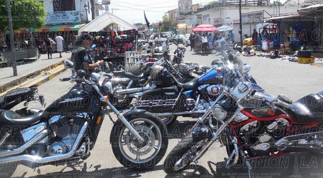 Motociclistas Tecolutla