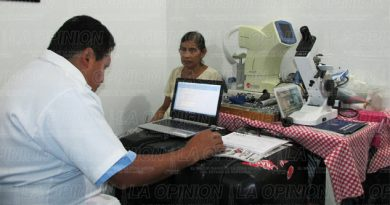 Pacientes diabéticos problemas visuales