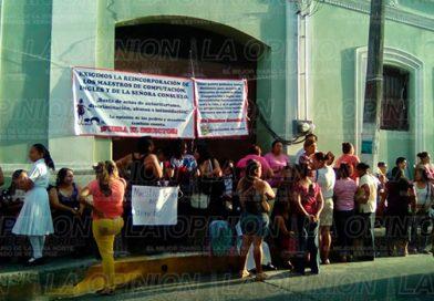 Suspenden clases en primaria Donato Márquez Azuara