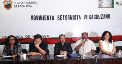 Promover la cultura, objetivo de Movimiento Retornista Veracruzano