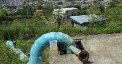 Familias de la Parcela 14 sin agua