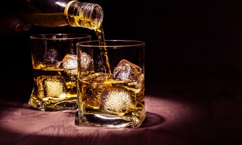 whisky bebida coctel