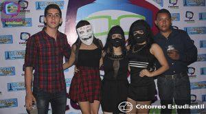 Weekend Tour: Fiesta de disfraces Planilla Red Sealers