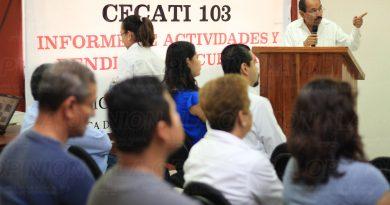 Informe Actividades Cecati