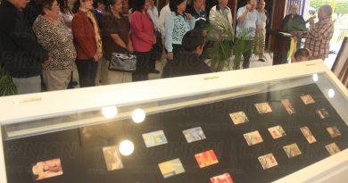 Expo de Tarjetas de Telefonía Pública