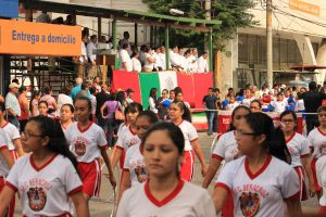 Aniversario Inicio de la Revolución Mexicana
