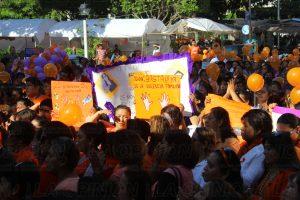 Día Internacional de la NO Violencia hacia las Mujeres