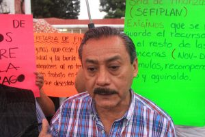 Marcha Sector Salud