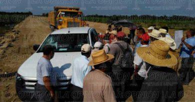 bloquean-trabajos-de-la-autopista-veracruz-tuxpan