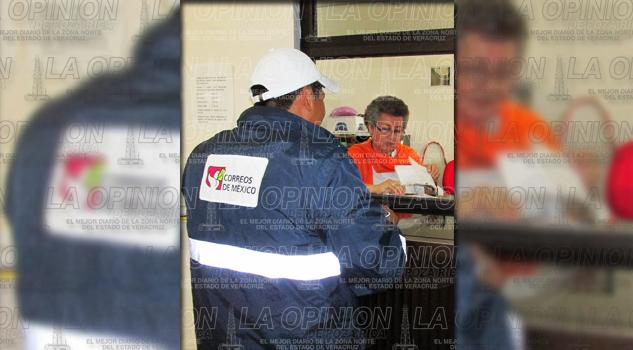 Cerrar n oficina de correos la opini n de poza rica for Oficina de correos vigo